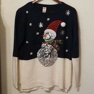 Holiday Time Christmas sweater
